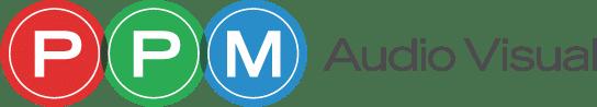 PPM Audio Visual Logo